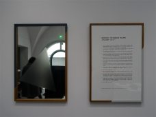 Cari Gonzalez-Casanova, Bermuda Triangle Blues (Flight 45), diptyque, 2013 - La convergence des antipodes, Mécènes du Sud Montpellier-Sète