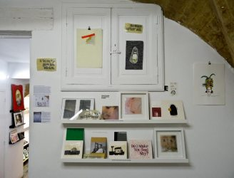 Gilles Bingisser, If you're like me, you're doin nothin - Narration(s) à la N°5 Galerie