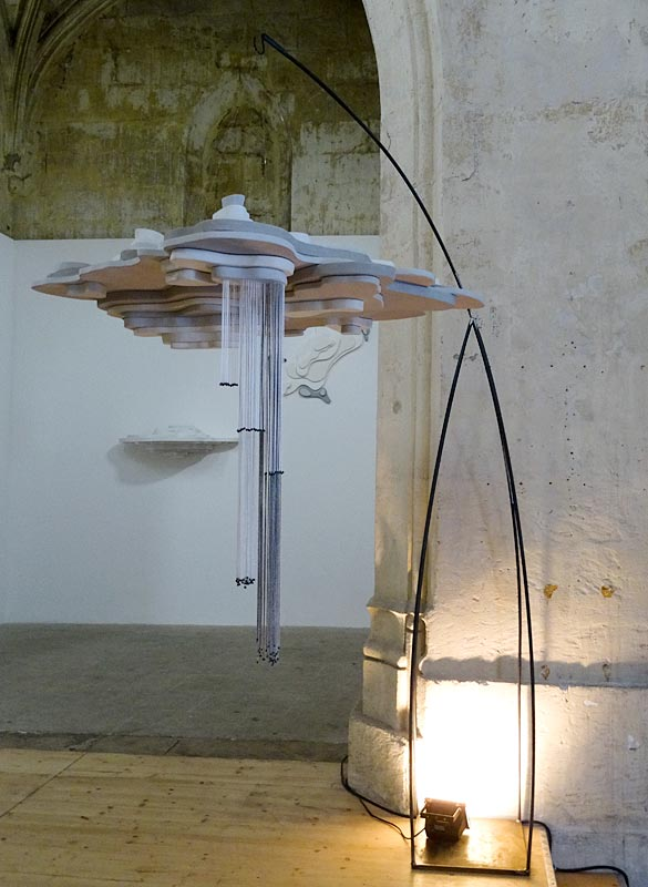Kiki Tonnerre – Chapelle Sainte-Anne à Arles