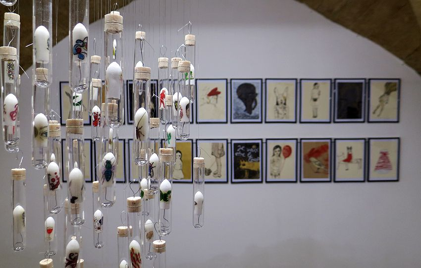 Régina Blaim, Les suppos et Amélie Joos, Let me be your Princess- Narration(s) à la N°5 Galerie