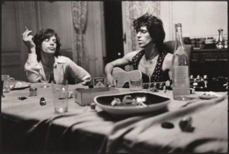 Annie Leibovitz, The Rolling Stones 1975 Tour © Annie Leibovitz