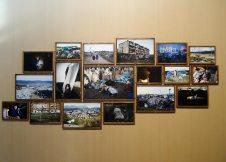 Vies d'ordures - MuCEM - Habiter le monde des déchets, Roms et Gueigs. Ensemble de photographies Tirana, Albanie, Franck Pourcel