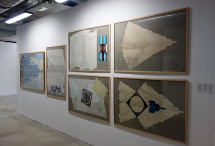 Jean-Louis Delbès - Une autre histoire à la Friche de la Belle de Mai, 2017 - Vue de l'exposition 04