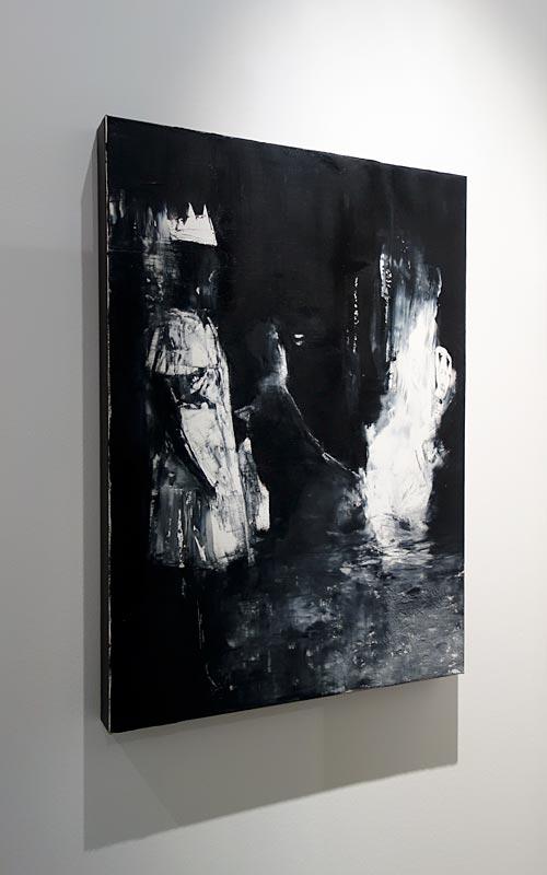 Patrice Palacio, Bloroum, 2016 - Voodoo Rituals - Galerie Samira Cambie, Montpellier