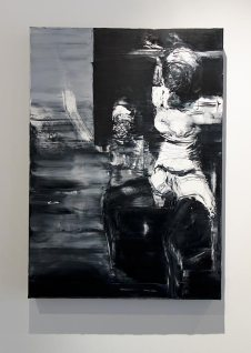 Patrice Palacio, Jean Dantor, 2016 - Voodoo Rituals - Galerie Samira Cambie, Montpellier