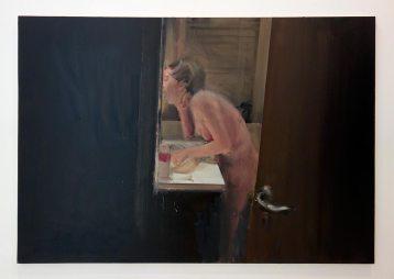 Florin Stefan, The mirror, 2016 - La boîte rouge Iconoscope, Montpellier