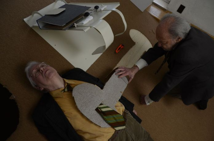 John Bock, Monsieur et Monsieur, 2011. © John-Bock - Courtesy Sprüth Magers and Anton