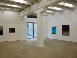 Timothée Talard - Galerie Gourvennec Ogor 2017 - Vue de l'exposition