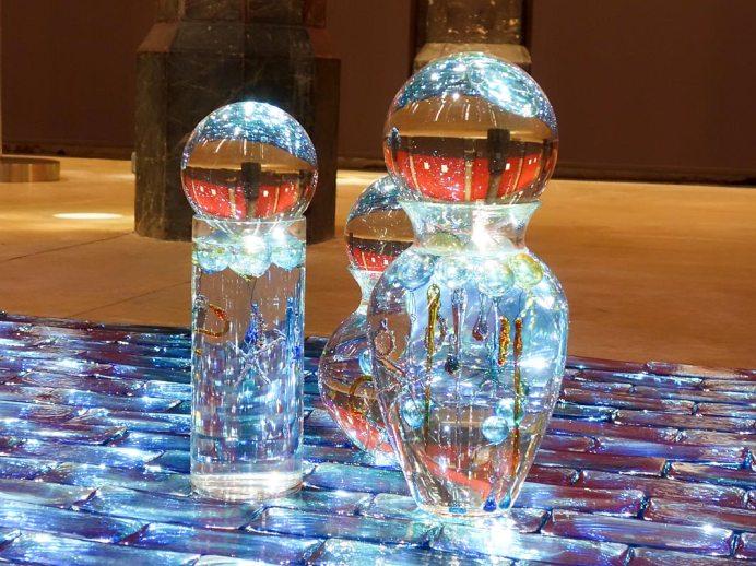 Jean-Michel Othoniel, Bottle of Tears, 2011