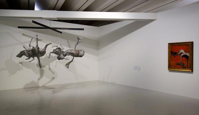 Mouvement - Animalité, Francis Bacon - Bruce Nauman - Face à face au Musée Fabre, Montpellier