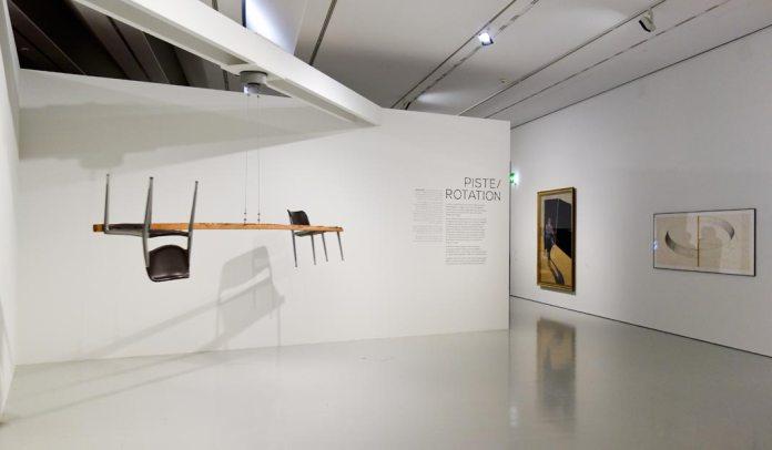 Piste - Rotation, Francis Bacon - Bruce Nauman - Face à face au Musée Fabre, Montpellier