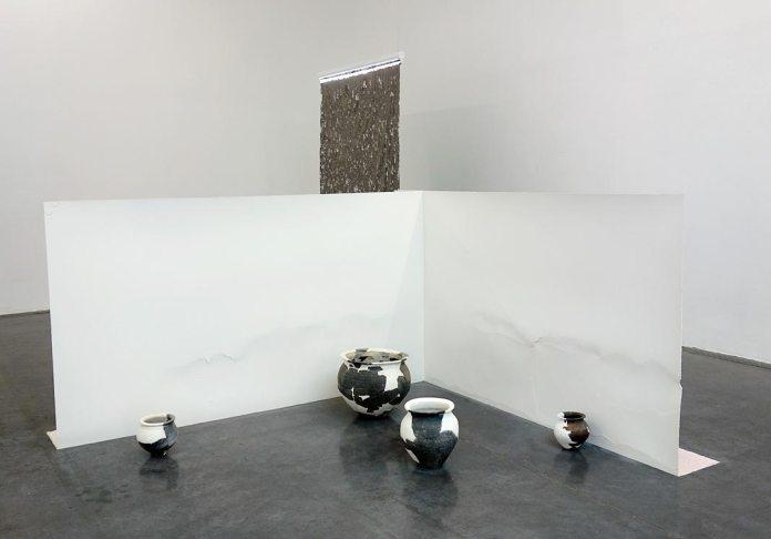 Arnaud Vasseux, L'Angle (Cassables), 2017 - Du double au singulier au Frac à Montpellier