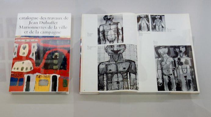 Catalogue des travaux de Jean Dubuffet, Fascicule I, 1964 - L'outil photographique Rencontres Arles 2017