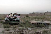 Gohar Dashti, série La vie moderne et la guerre, 2008 © Gohar Dashti