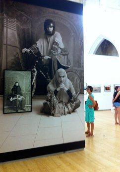 Iran, Année 38 - Rencontres Arles 2017 - Qui sommes-nous ?- BahShadi Ghadirian, Qajar, 1998