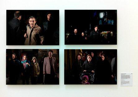 Iran, Année 38 - Rencontres Arles 2017 - Qui sommes-nous - Bahram Shabani, Portraits du soir, 2014