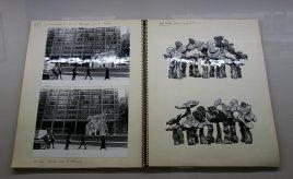 Jean Dubuffet, Album n°5, fevrier à décembre 1970 - L'outil photographique Rencontres Arles 2017