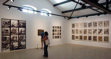 L'outil photographique Rencontres Arles 2017 - Vue de l'exposition - Vence
