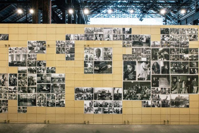Annie Leibovitz Archive Project. Photo Luma Arles