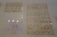 Lucinda Childs, Diagrammes et partition chorégraphque pour Melody Excerpt, 1977 - A different way to move - Minimalismes 02