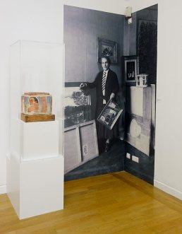 Passion de l'art, galerie Jeanne Bucher Jaeger depuis 1925 au Musée Granet - Massimo Campigli, Sans titre, 1925
