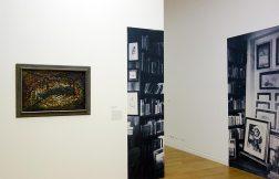 Passion de l'art, galerie Jeanne Bucher Jaeger depuis 1925 au Musée Granet - Viera da Silva et la bibliothèque de livres étrangers