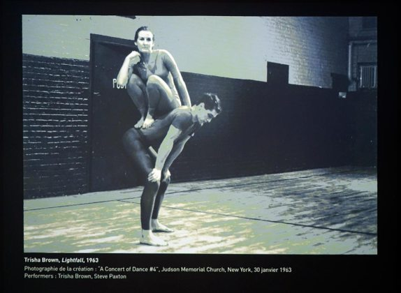 Peter Moore, Photographies de performances - The Judson Dance Theater et autour, 1962-72 - A different way to move - Minimalismes