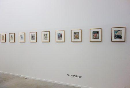 Alexandre Léger - Galerie Bernard Jordan (Paris) - Drawing room 017 - La Panacée Montpellier