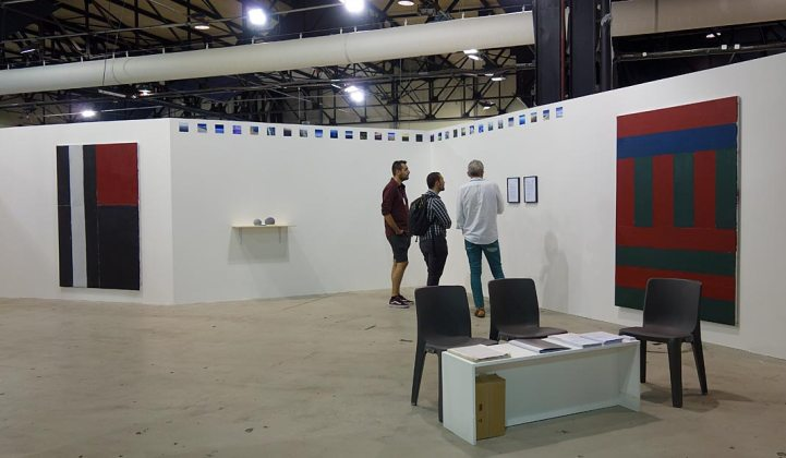Baril - Art-O-Rama 2017, Marseille