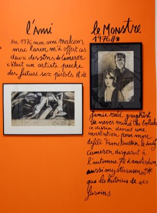 Dessin-Destin, Collection Jean-Charles de Castelbajac, Cameron - Drawing room 017 - La Panacée Montpellier