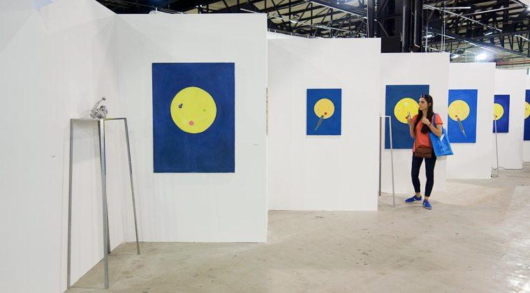 Exite - Art-O-Rama 2017, Marseille