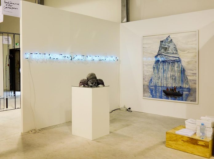 FCAC (Fonds Communal d'art contemporain) - Art-O-Rama 2017, Marseille