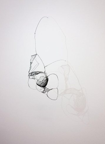 Gaëlle Chotard - Galerie Papillon (Paris) - Drawing room 017 - La Panacée Montpellier