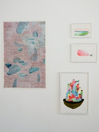 Galerie Bea-Ba (Marseille) - Carte blanche - Pareidolie 2017, Marseille
