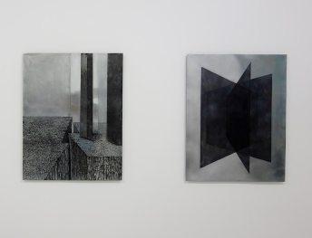 Galerie Escougnou-Cetraro (Paris), Pia Rondé & Fabien Saleil - Pareidolie 2017, Marseille
