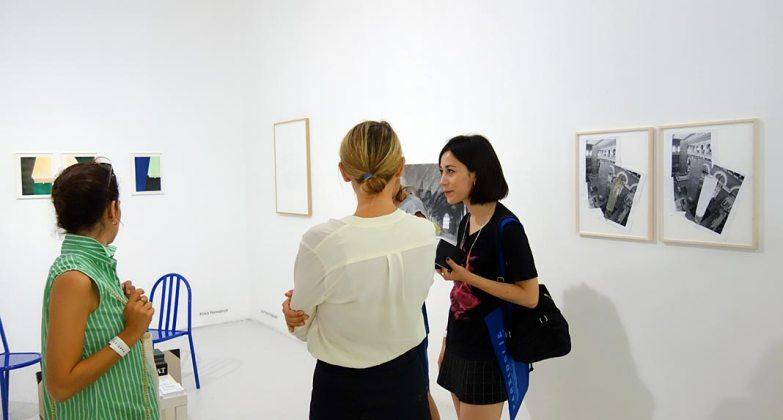 Galerie Laurence Bernard (Genève) - Pareidolie 2017, Marseille