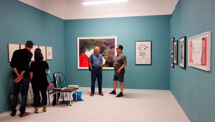 Galerie Sémiose (Paris) - Pareidolie 2017, Marseille