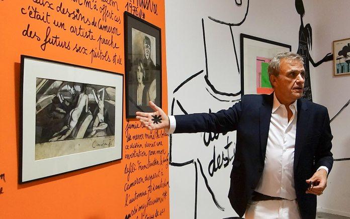 Jean-Charles de Castelbajac - Drawing room 017 - La Panacée Montpellier