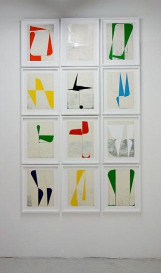 Martin Kudlek Gallery (Köln) - Pareidolie 2017, Marseille