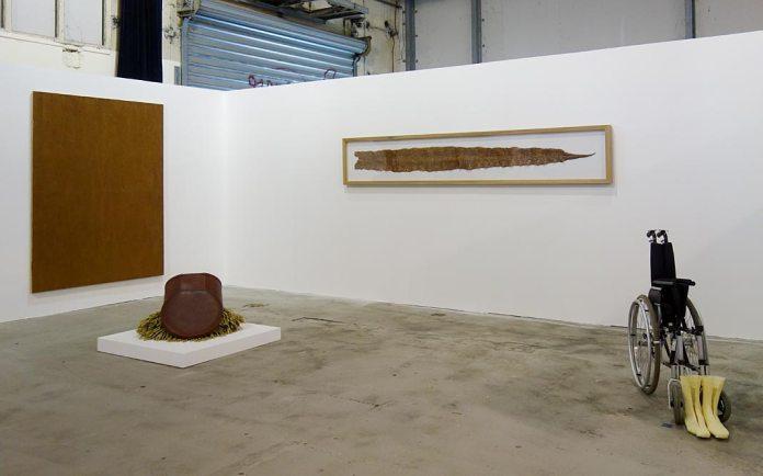 Sabrina Belouaar, Artiste invitée - Art-O-Rama 2017, Marseille