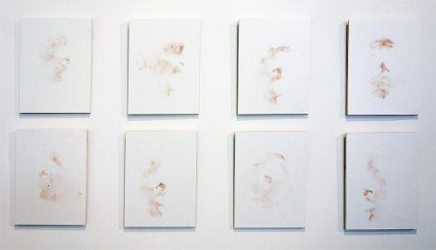Sabrina Belouaar, Mate de peau, série, 2015 - Art-O-Rama 2017, Marseille