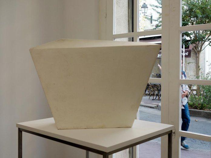 Tjeerd Alkema, Sans titre - White Spirit à la galerie ALMA