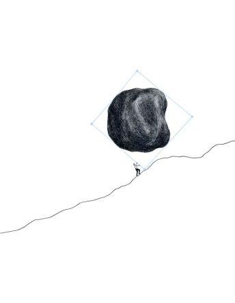 Vincent Broquaire, Against Slope, 2017