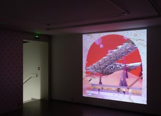 Alex Mcleod, projections - Simulation(s) – Mécènes du sud Montpellier-Sète