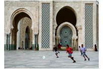 """Caio Vilela, Casablanca. Photographie Caio Vilela - Exposition """"Nous sommes Foot"""" au Mucem - Marseille"""