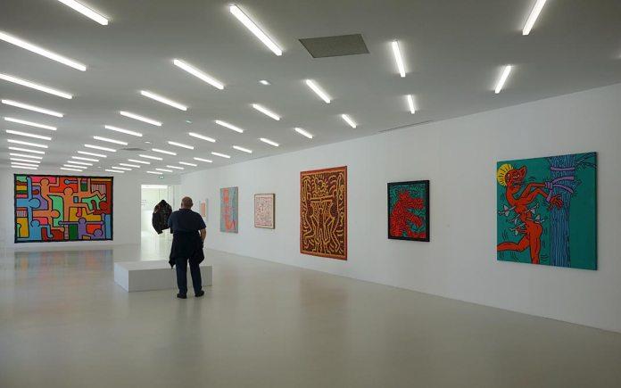 Exposition Keith Haring - Un été à la Collection Lambert