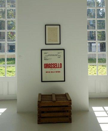 Joseph Beuys, Grassello, difesa della natura, 1979