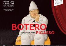 Botero, dialogue avec Picasso à l'Hôtel de Caumont