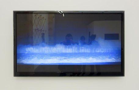 Vincent Betbeze, Swan Lake, 2017. Film issu d'intervention