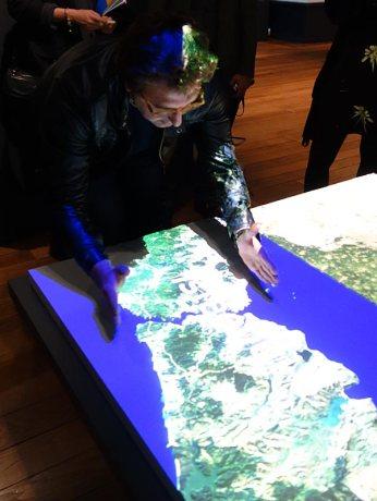 Serkan Taycan - Connectivités au Mucem - La Méditerranée aujourd'hui